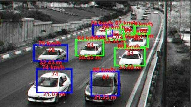 ۲۷۵۰ دوربین پلیس نظارهگر رفتار رانندگان ۴ میلیون خودرو در پایتخت