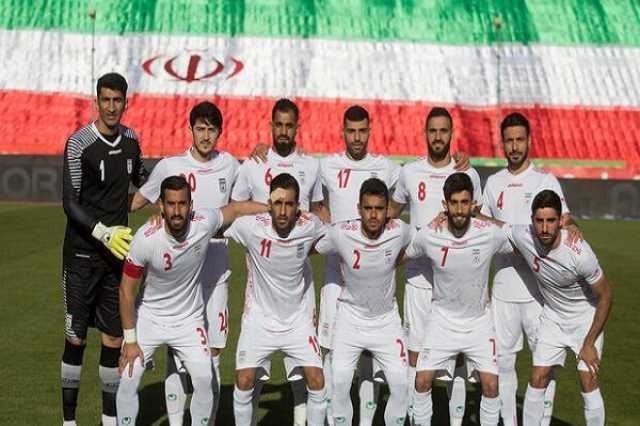 گزارش زنده / ایران ۵ - کامبوج ۰