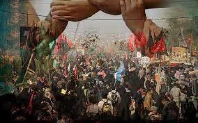 اتحاد بین فرق و مذاهب در اربعین شکل میگیرد