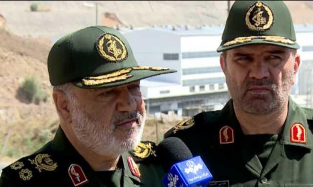 دستور فرمانده کل سپاه برای کمک به زلزلهزدگان آذربایجان شرقی