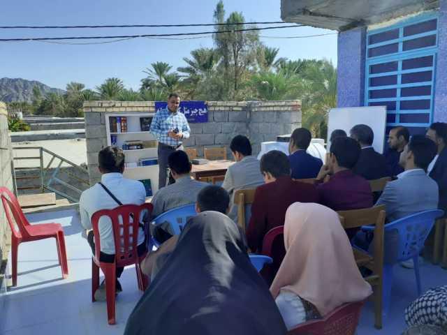 اختتامیه نخستین جشنواره صوتی کتاب خانه فاطمه های دهکهان برگزار شد