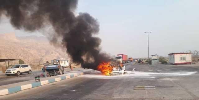 تصادف مرگبار دو خودرو سواری در عسلویه ۶ کشته بر جای گذاشت