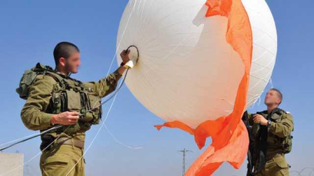 بالنهای جاسوسی صهیونیستها در مرزهای لبنان