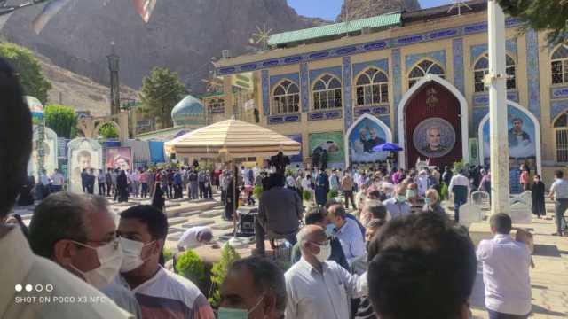 همراهی و همگامی بچههای مسجد در خلق حماسه ۲۸ خرداد