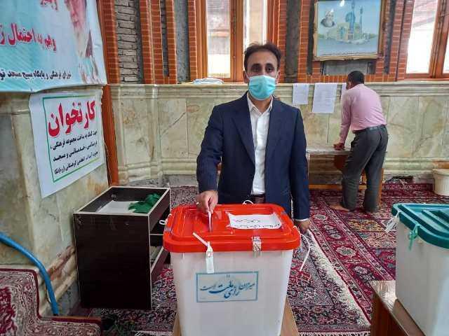 حضور گسترده مردم در انتخابات نشانه ای از همبستگی و اتحاد ملی است