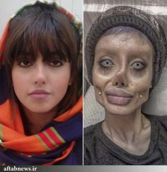 بازتاب بازداشت 'سحر تبر' در رسانههای بینالمللی+عکس