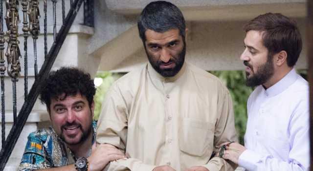 پژمان جمشیدی با «دینامیت» به جشنواره فجر میرود/عکس