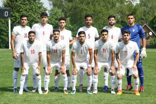 پیروزی پر گل جوانان ایران مقابل نپال