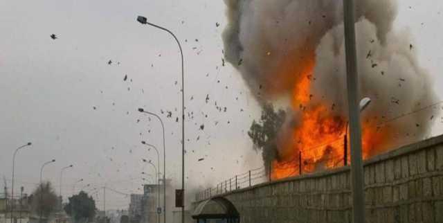 المیادین: صدای انفجار در مرکز بغداد شنیده شد