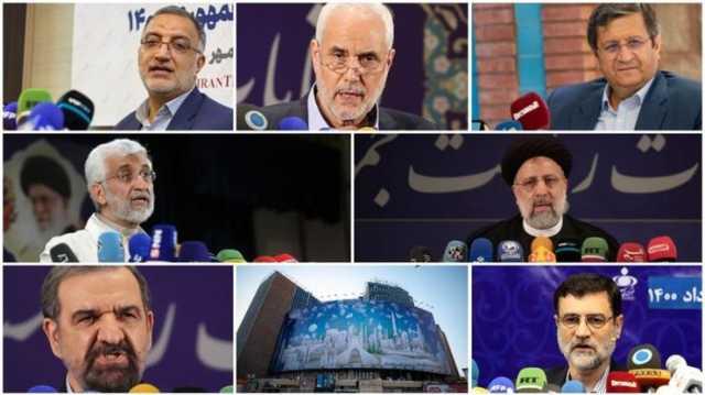ادامه دعوای رئیسی و یارانش با همتی و حمله به دولت روحانی