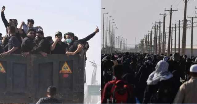 تجمع چند هزار نفری زائران؛ در مرز شلمچه چه میگذرد؟