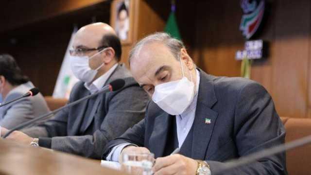 واکنش وزیر ورزش به برگزاری انتخابات فدراسیون فوتبال