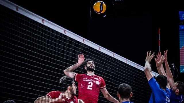 لیگ ملتهای والیبال| شاگردان آلکنو همچنان میبازند