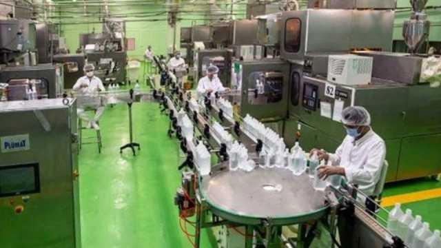 افزایش ظرفیت تولید سرم در شرکتهای دارویی آستان قدس