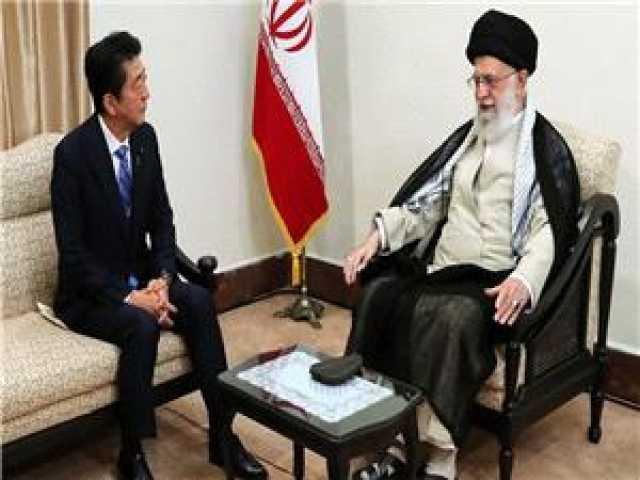 آبه، ترامپ را از نتايج سفر خود به تهران مطلع کرد/ سفر نخست وزير ژاپن به تهران مثبت بود
