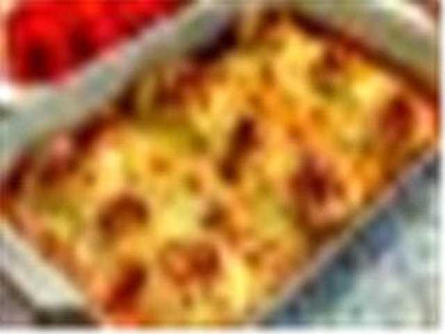 طرز تهیه خوراک مرغ و توپک سیب زمینی