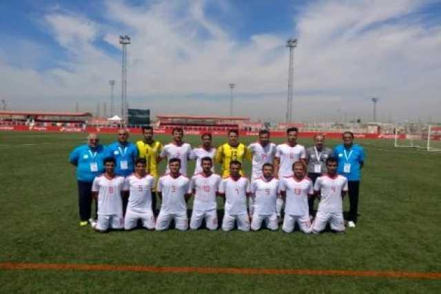پیروزی پرگل فوتبال هفت نفره ایران مقابل فنلاند و صعود به مرحله یک چهارم نهایی