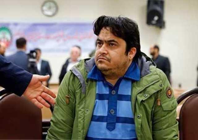 گمانهزنی درباره احتمال اعدام روحالله زم