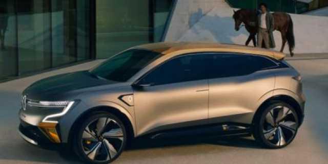 رنو از خودروی مفهومی جدید «مگان ای ویژن» رونمایی کرد (+تصاویر)