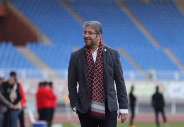 «حمیداوی» مدیرعامل استقلال نمیشود