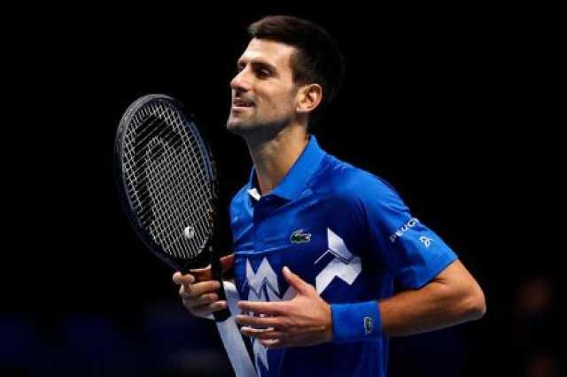 چهره چهار تنیسور برتر تور ATP لندن مشخص شد