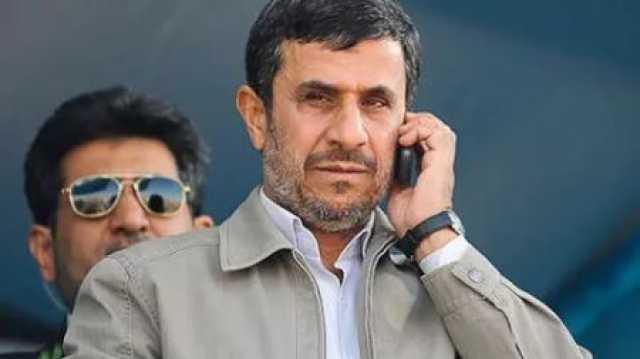 انتقاد احمدینژاد از اظهارات حداد عادل/ قبل از انقلاب دست فرح را میبوسیدند، بعد از انقلاب سوپر حزباللهی شدند