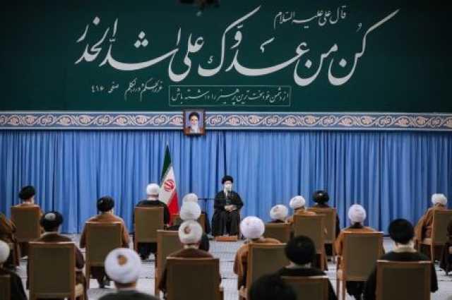 رهبر معظم انقلاب: به قانونِ خوبِ «اقدام راهبردی» با دقت عمل شود/ غنی سازی ایران متناسب با نیاز کشور ممکن است به ۶۰ درصد هم برسد