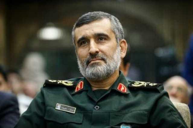 تاکید سردار حاجیزاده بر شبیهسازی جنگ