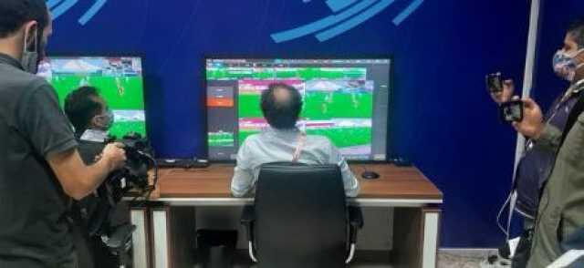 رونمایی از VAR در ورزشگاه آزادی/ مرور گل کره به ایران با کمک داور ویدیویی
