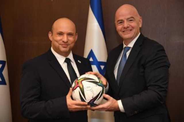 پیشنهاد جنجالی اینفانتینو: برگزاری جام جهانی ۲۰۳۰ در اسرائیل و امارات