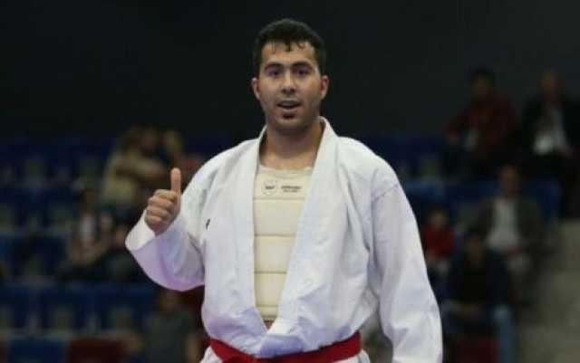 لیگ جهانی کاراته   سجاد گنج زاده دومین برنز ایران را کسب کرد