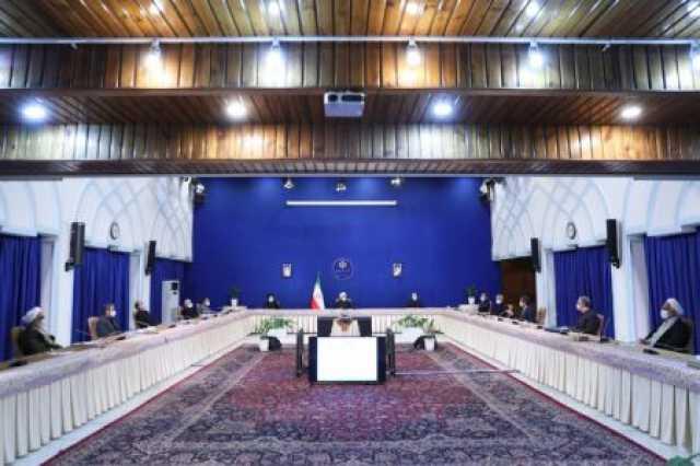 روحانی: عدالت از مهمترین اهداف نظام مقدس جمهوری اسلامی است/ تصویب پیشنهادهای وزارت اقتصاد برای تقویت بورس