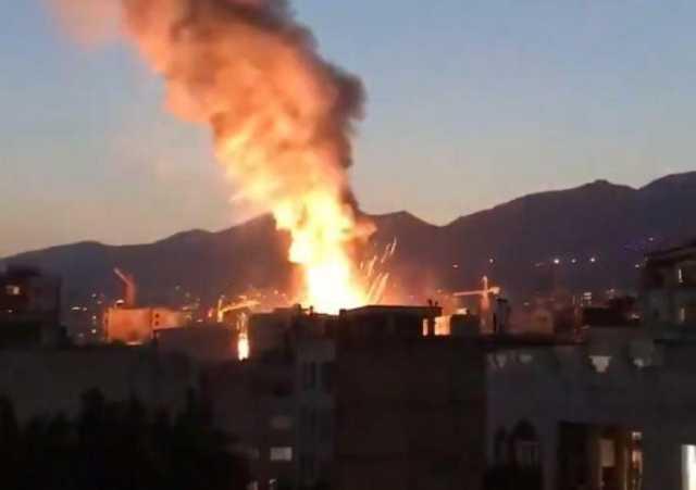 جزئیات انفجار و آتشسوزی در مرکز درمانی سینا اطهر در خیابان شریعتی تهران؛ افزایش تعداد کشتههای حادثه در کلینیک سینا اطهر