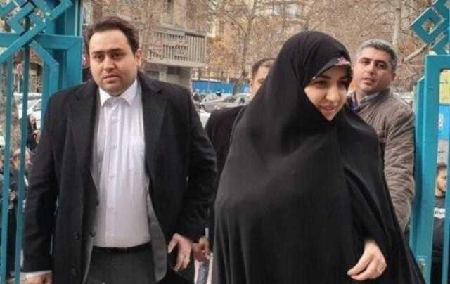 توضیح دانشگاه شهید بهشتی درباره 'دختر روحانی'