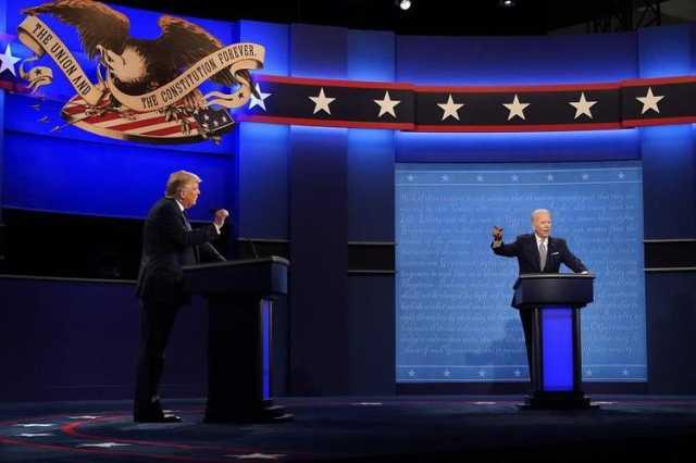 نخستین مناظره انتخاباتی ترامپ و بایدن؛ جدال تند و پر از خشم!