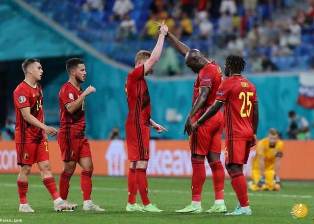 (ویدیو) خلاصه بازی فنلاند 0 - 2 بلژیک 31 خرداد 00