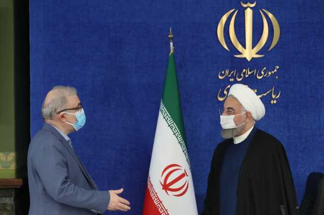 پاسخ تند وزیر بهداشت به روحانی: اینطور نمیتوان مملکت را اداره کرد