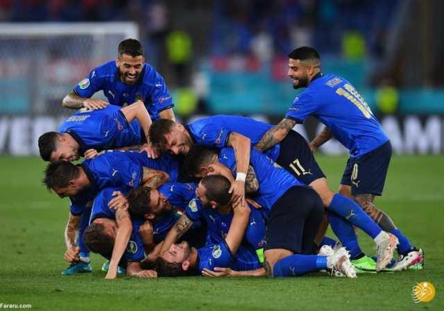 (ویدیو) خلاصه بازی ایتالیا 3 - 0 سوئیس 26 خرداد 00