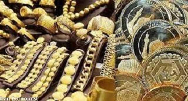 قیمت طلا و سکه در دوم اردیبهشت
