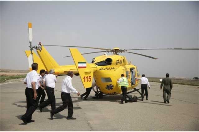 آخرین وضعیت مصدومان زمینلرزه در آذربایجانشرقی/ انتقال دو مصدوم با بالگرد