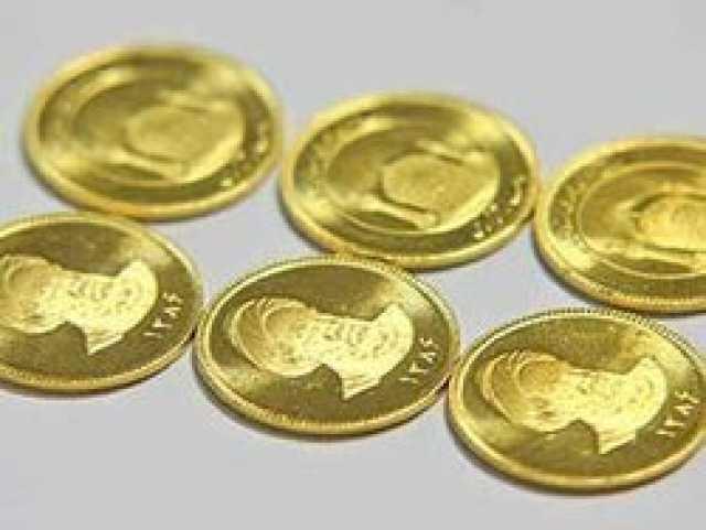 سکه و طلا در شیب ارزانی