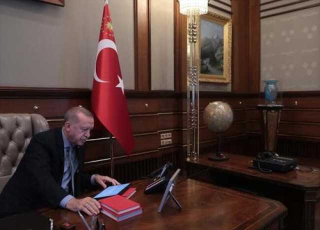 لحظه صدور فرمان حمله ترکیه به سوریه +تصاویر