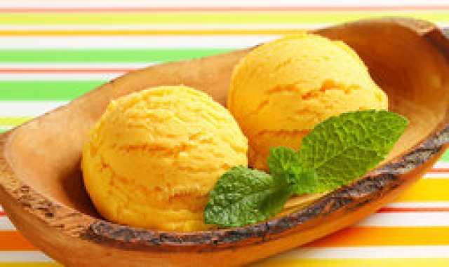 طرز تهیه بستنی انبه