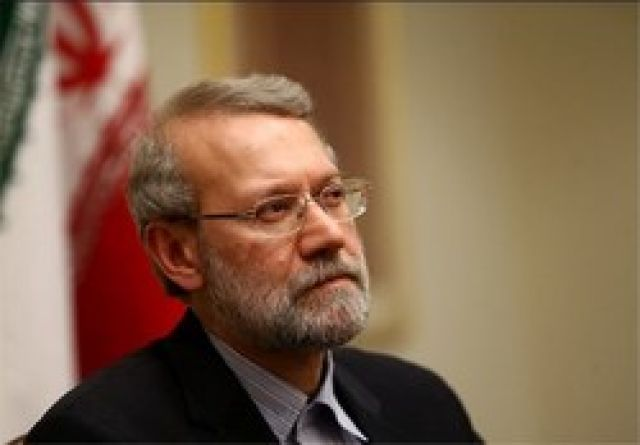 لاریجانی: مساله سوریه با نظامی گری حل نمی شود