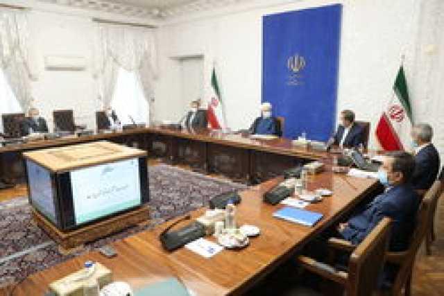 روحانی: دشمنان انتظار داشتند کرونا و تحریمها اقتصاد کشور را غیرقابل کنترل کند