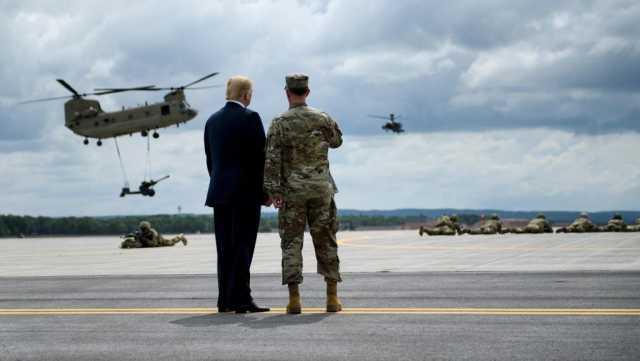 نیروی هوایی آمریکا: احتمالا یک جنگ بزرگ در آینده انجام خواهد گرفت