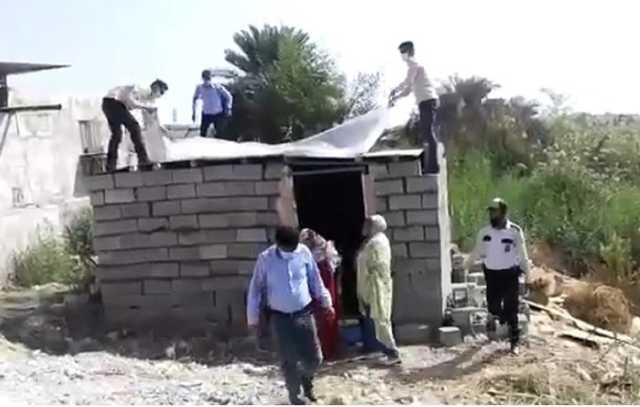 حاشیههای تخریب خانه طیبه رمضان زاده زن بندرعباسی / ماجرای توطئه در شهرداری بندرعباس چیست؟