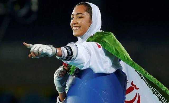 مهاجرت کیمیا علیزاده تایید شد/ رفتم که مانند هادی ساعی نباشم