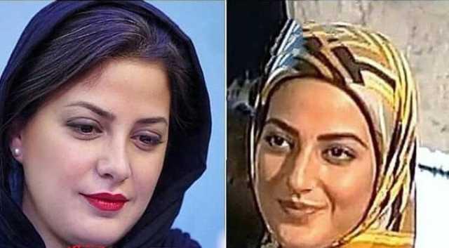 تغییر چهره طناز طباطبایی بعد از ۱۷ سال + عکس