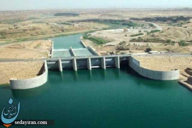حداکثر تا فردا آب تمام روستاهای استان گیلان وصل میشود/ ۵۴ درصد سدهای کشور پر هستند